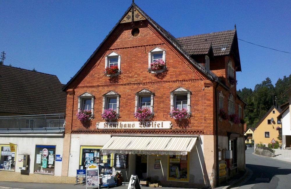 ferienhaus monti  obertrubach fraenkische schweiz