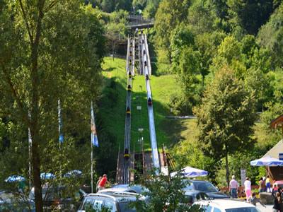 Sommerrodelbahn - Fränkische Schweiz