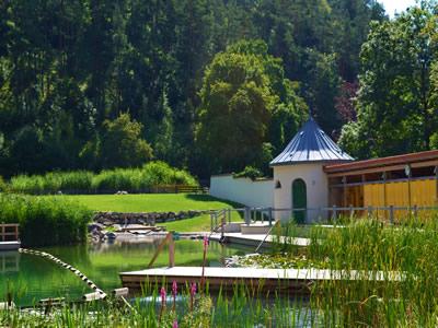 Felsenbad Pottenstein - Fränkische Schweiz
