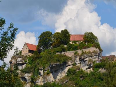 Burg Pottenstein - Fränkische Schweiz