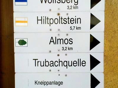 Wandern, Klettern, Radfahren - Fränkische Schweiz