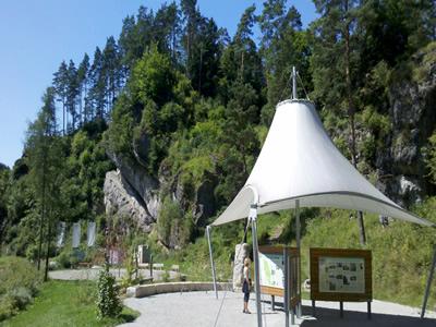 Kletterinfozentrum Obertrubach