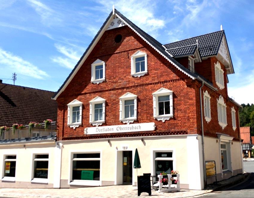 Kaufhaus Wölfel - Obertrubach